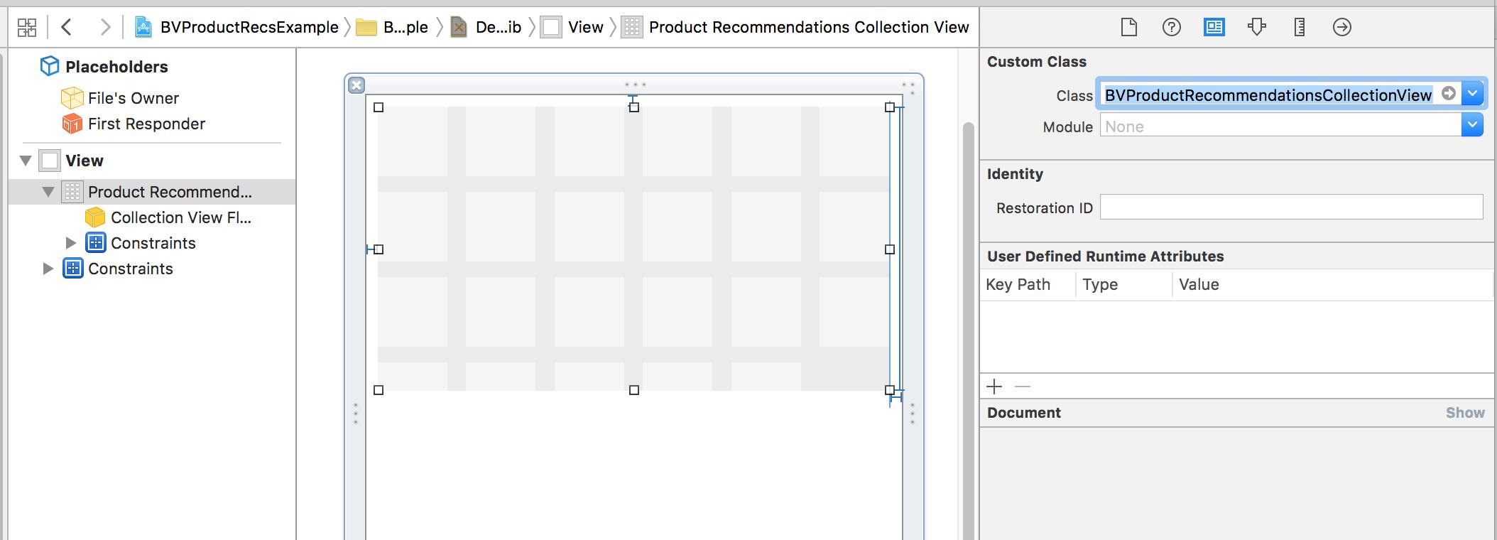 Bazaarvoice Developer Portal | Product Recommendations